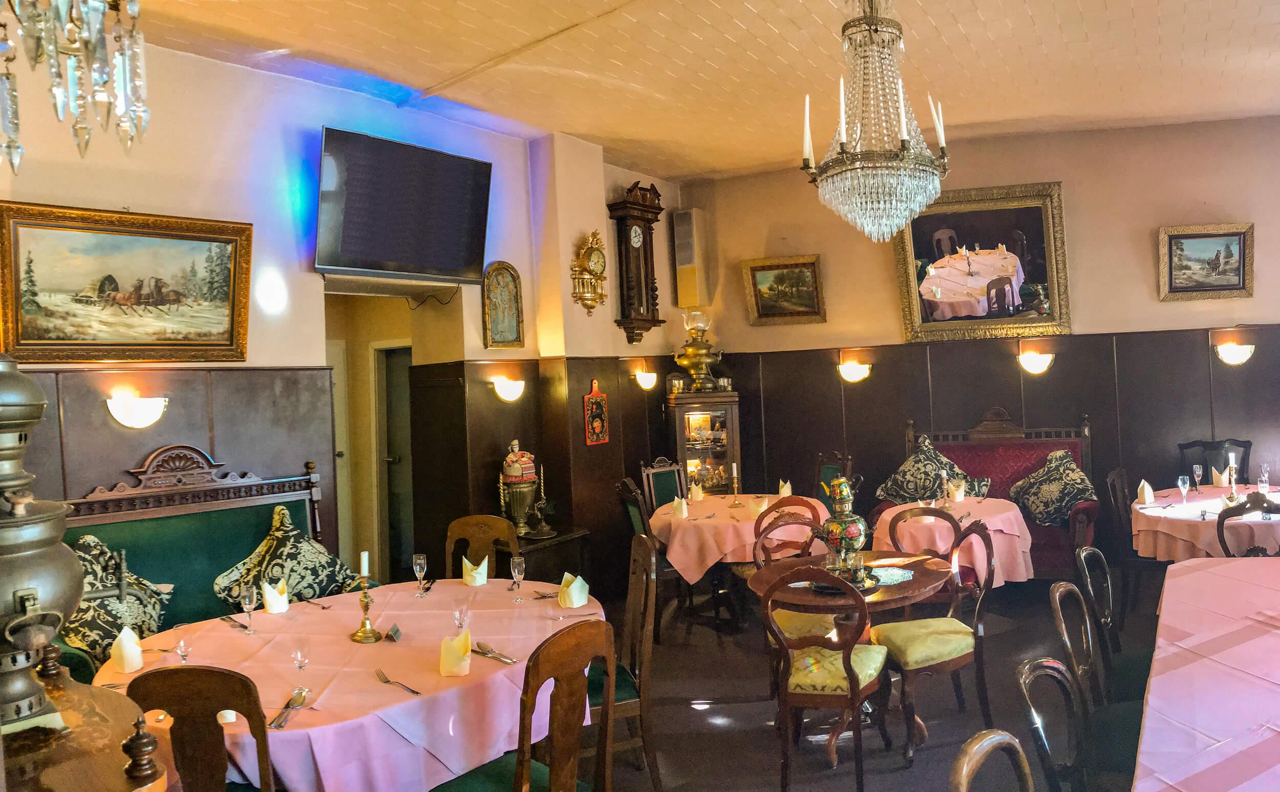 Restaurant Samowar – immer einen Besuch wert!
