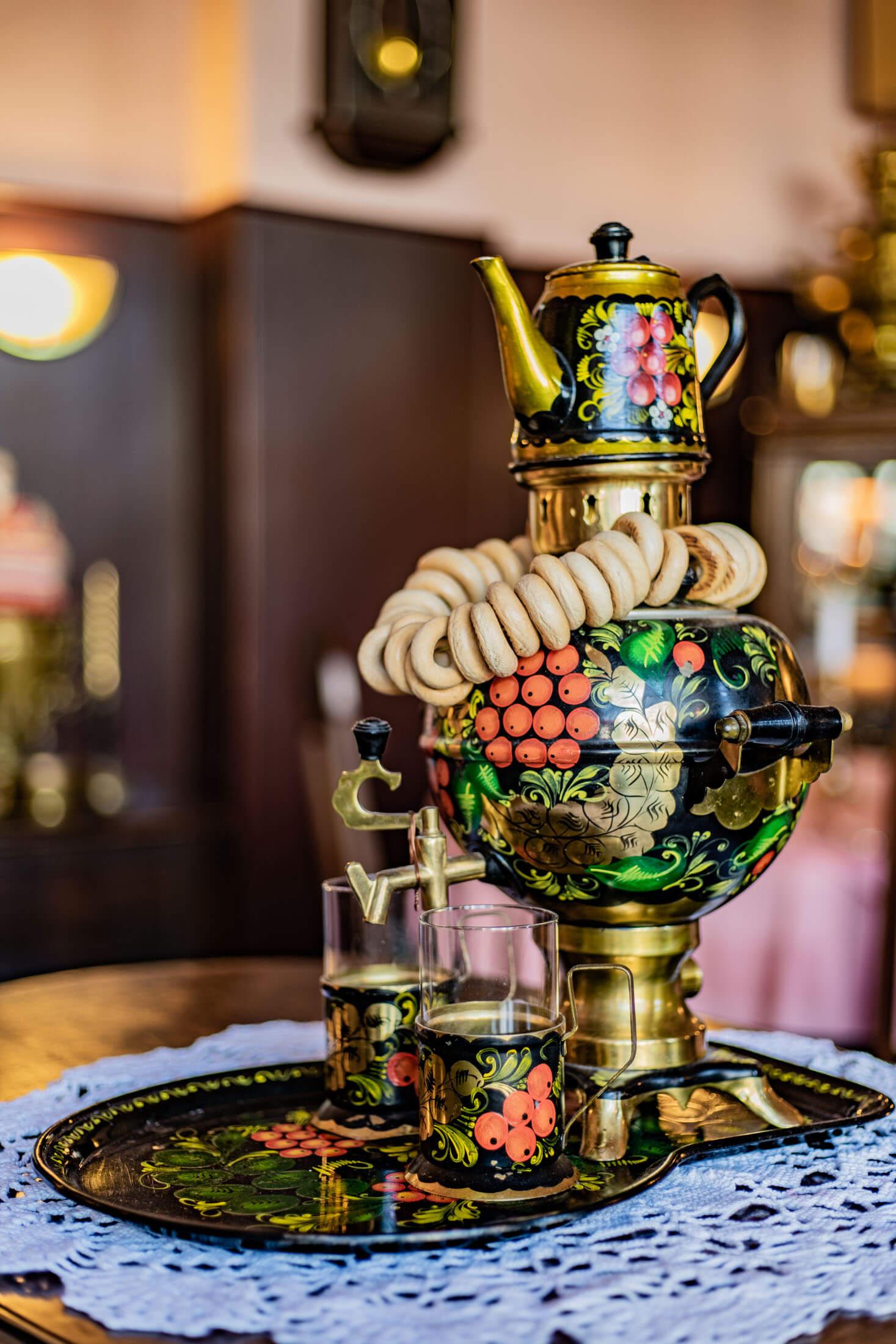 Russisch Tee