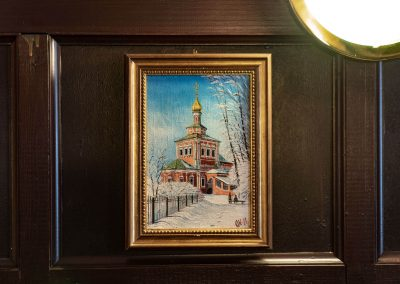 russisch-restaurant-gemälde