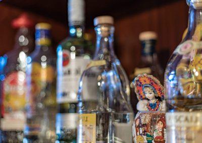 wodka-flaschen-restaurant